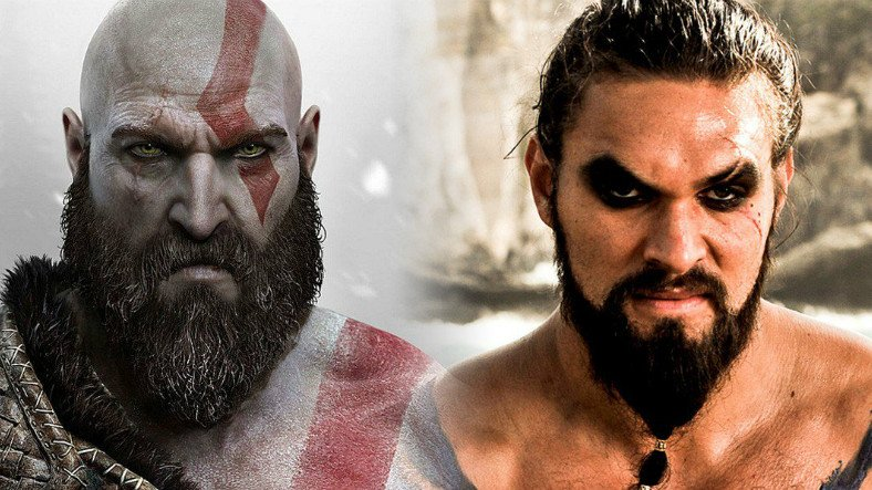 Game of Thrones'un Khal Drago'su, Kratos'u Oynamak İstiyor