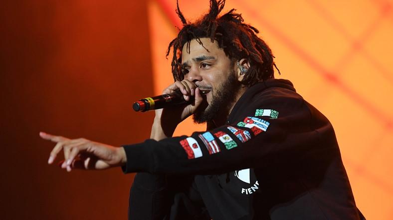 J. Cole'un Son Albümü KOD, Spotify ve Apple Music'te Rekorları Altüst Etti!