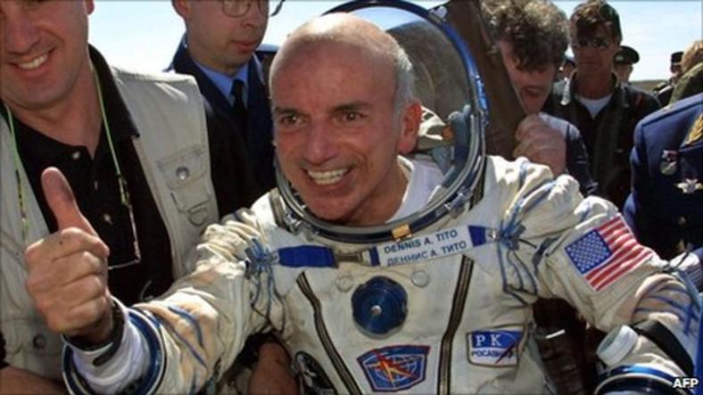 Tarihin İlk Uzay Turisti Dennis Tito ile Tanışın