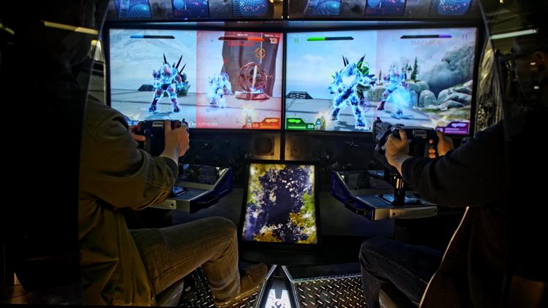 330 Ekran Televizyonda Atari Salonu Keyfi Halo Fireteam Raven Duyuruldu