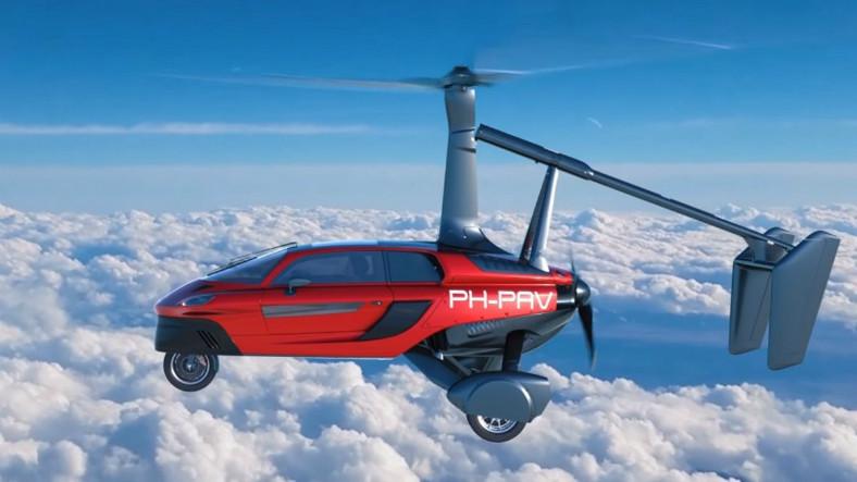 Şaka Değil: 2019 Yılında İlk Uçan Arabanın Satışı Gerçekleştirilecek (Video)