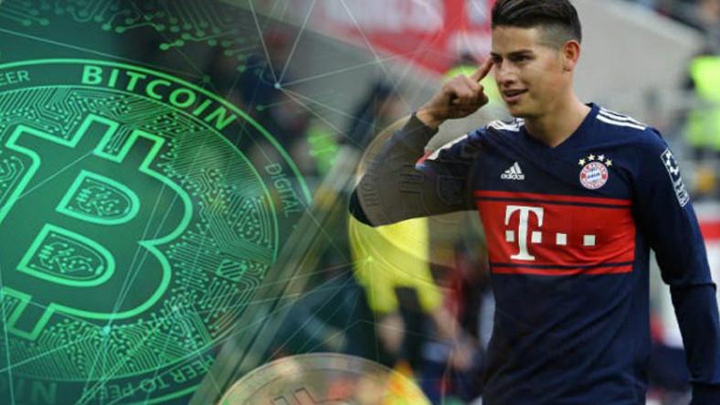 Ünlü Futbolcu James Rodriguez, Kendi Kripto Parasını Piyasaya Sürecek