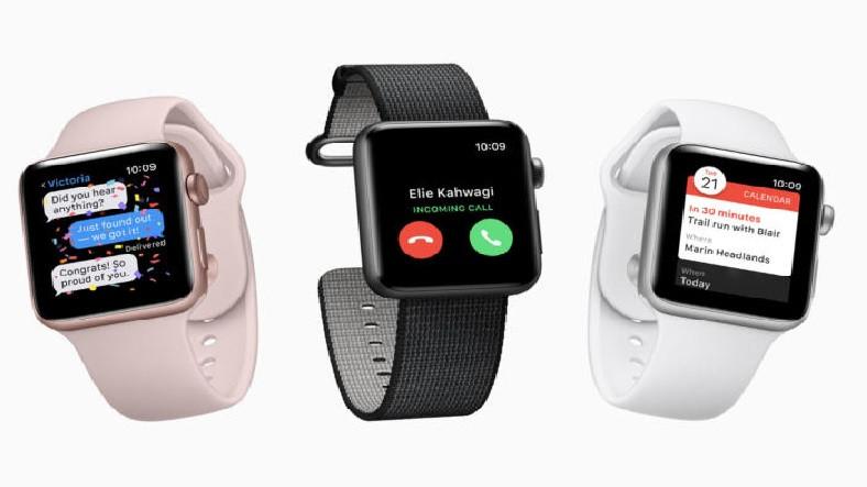 Yenilenen Apple Watch Series 3 Modelleri Satışa Sunuldu