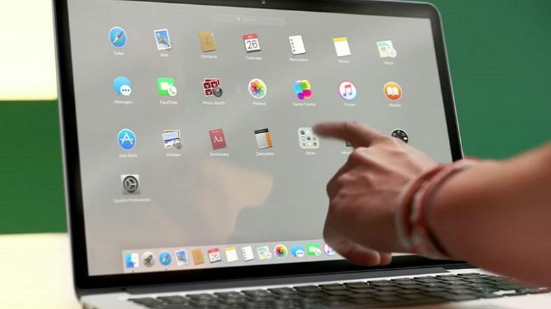 Yeni MacBook, Dokunmatik Ekranlı ve LTE Destekli Olabilir!