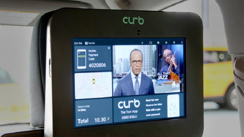 New York Taksileri Android Tabletler İle Donatılacak