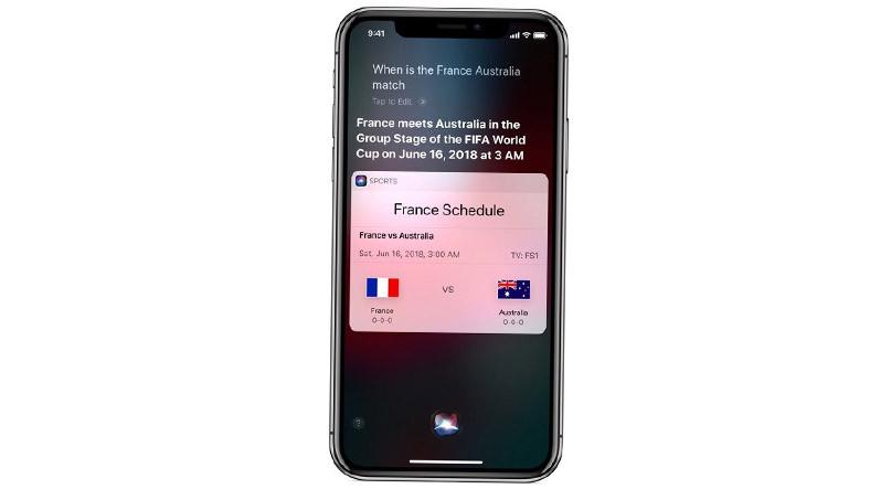 Apple; Siri, Apple TV ve App Store'a Özel Dünya Kupası İçerikleri Geleceğini Duyurdu