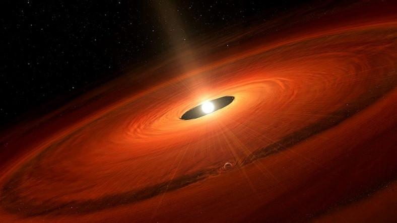 Dünya'ya 330 Işık Yılı Uzaklıkta 3 Bebek Gezegen Keşfedildi