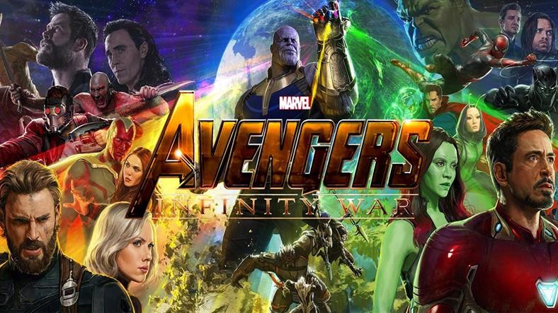 Avengers Infinity War Setinden Eğlenceli Bir Kare Paylaşıldı
