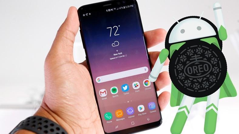 Haziran ve Temmuz Ayında Oreo Güncellemesi Alacak Samsung Telefonları Belli Oldu