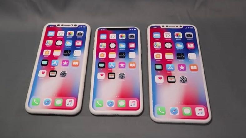 2018 Model iPhone'ların 3 Boyutlu Görüntüleri Ortaya Çıktı!
