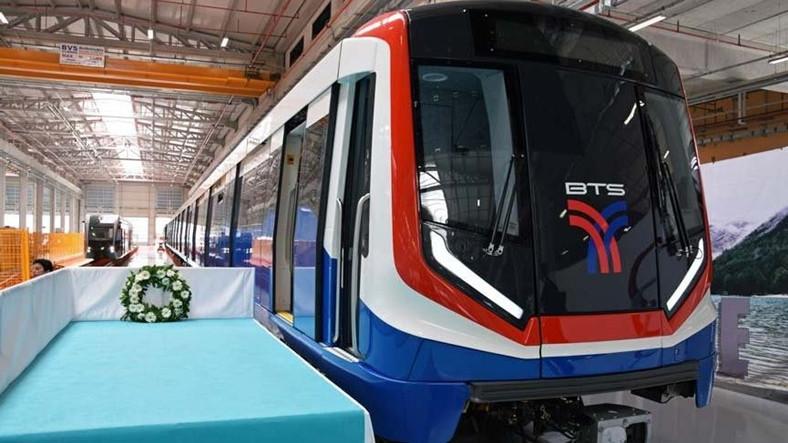 Türkiye'de Bir İlk: Bozankaya, Tayland'a Metro İhraç Ediyor!