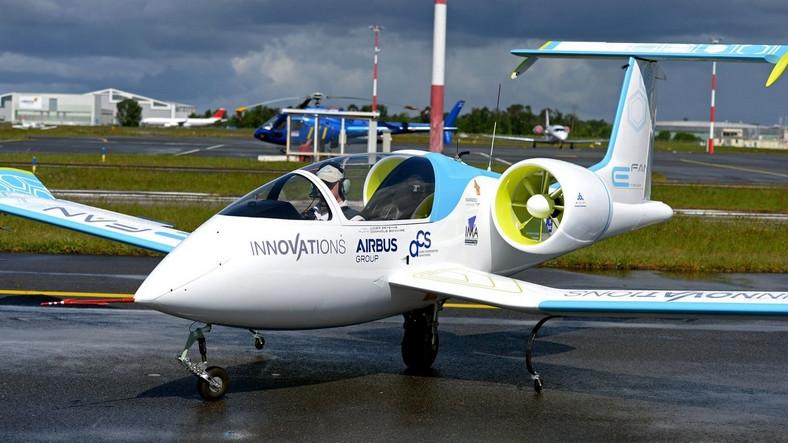 Elektrikli Uçaklarla Uçuşlarımız Düşündüğümüzden de Yakın!