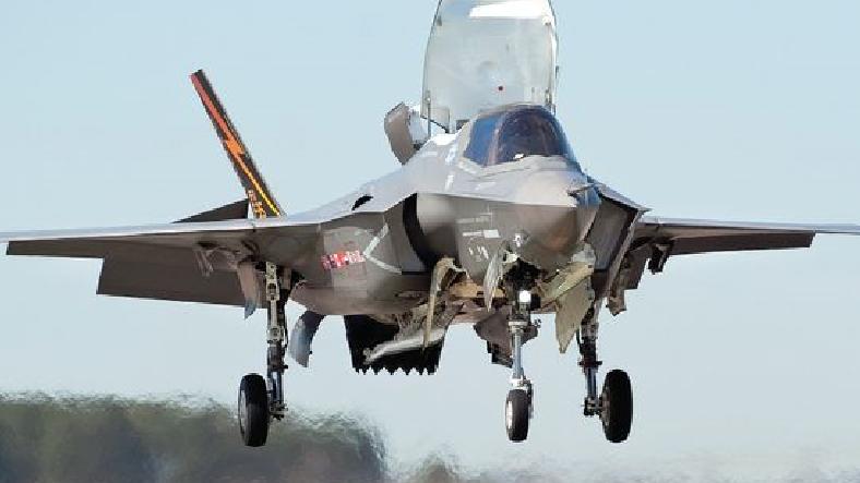 Bakan'dan F-35'lerin Akıbeti Hakkında Rahatlatan Açıklama: Yarın Türkiye'ye Teslim Edilecek