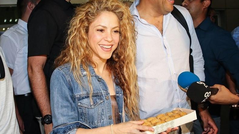 Shakira İstanbul Konseri Öncesi Twitter'dan Vodafone Park'lı Paylaşım Yaptı