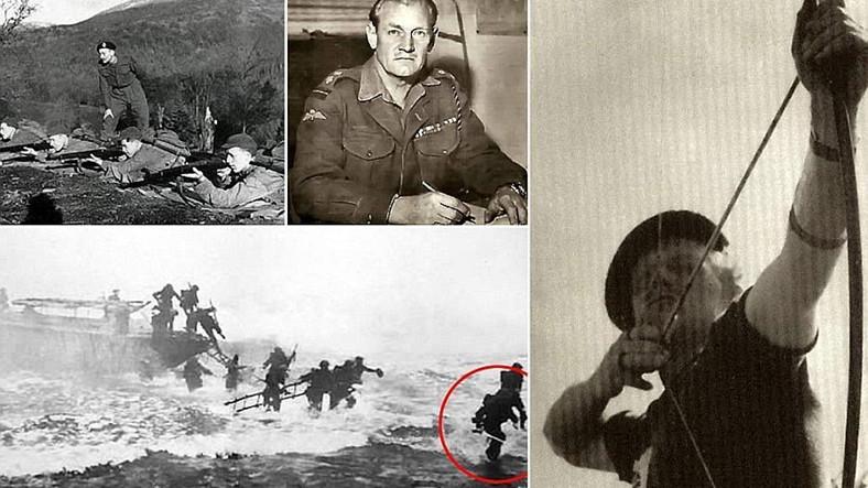 2. Dünya Savaşı'na Sadece Ok ve Kılıcıyla Katılan Asker