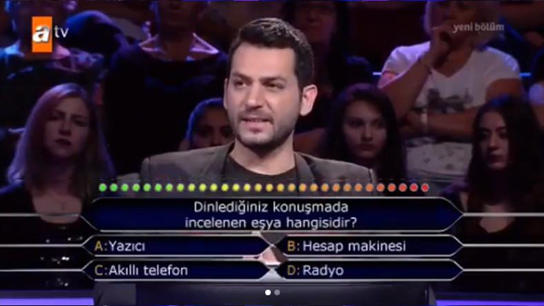 Webtekno YouTube Kanalı, Kim Milyoner Olmak İster Yarışmasında Soru Oldu