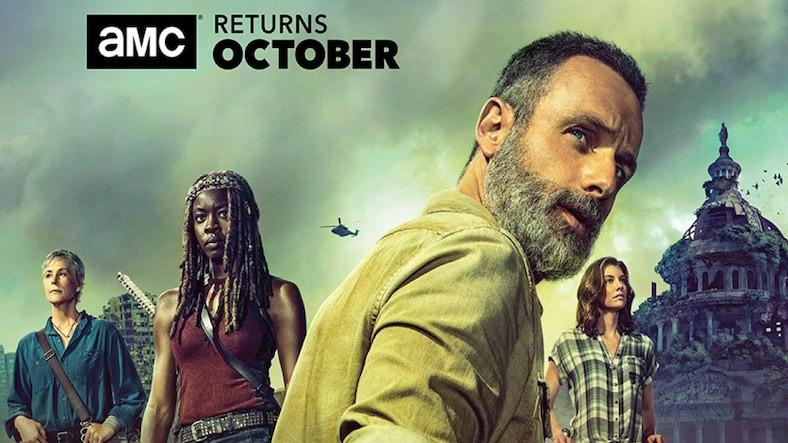 Merakla Beklenen The Walking Dead'in 9. Sezonunun İlk Fragmanı Yayınlandı