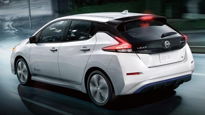 Avrupa'da En Çok Satan Elektrikli Otomobil 2018 Nissan Leaf Oldu