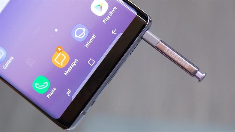 Galaxy Note 9'da 4000 mAh Bataryası Olacağı Doğrulandı