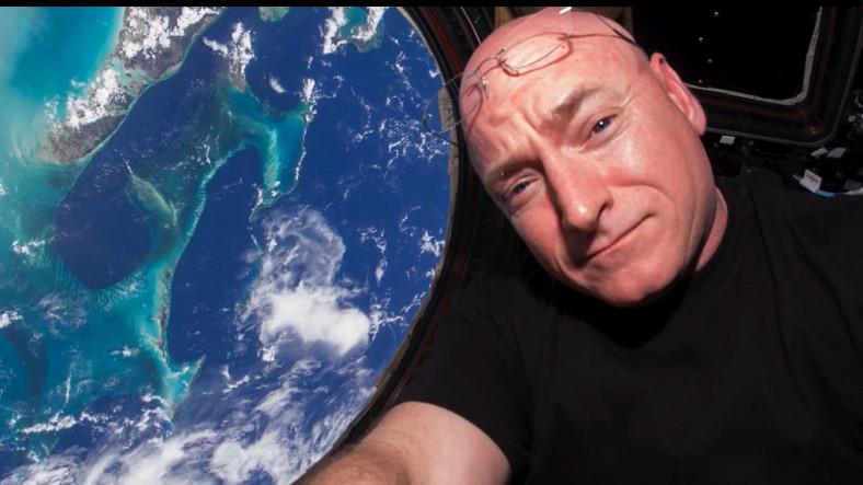 Astronot Scott Kelly, Uzayda Gördüğü En 'Garip' Şeyin Ne Olduğunu Anlattı