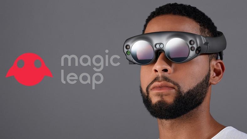 Sanal Gerçeklikte Devrim Yapacak AR Gözlüğü 'Magic Leap One' Sonunda