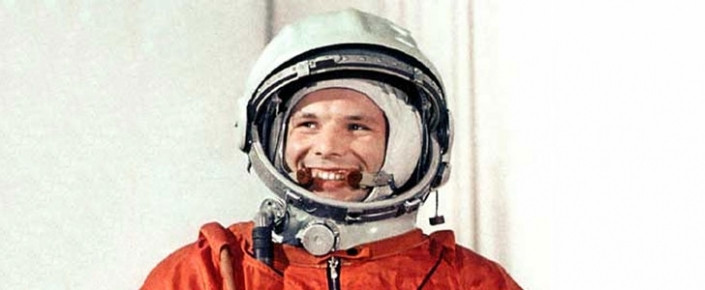neil armstrong and yuri gagarin