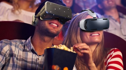 Sanal Gerçeklik Gözlüğü ile İçindeymişsiniz Gibi İzleyebileceğiniz 5 Film!