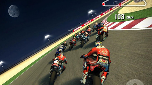 Android ve iOS İçin Geliştirilmiş, Sağlam 3D Grafiklere Sahip Yarış Oyunu: SBK16 (ücretsiz)