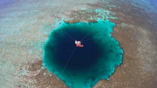 Dünyanın En Derin Deniz Çukuru Bulundu!