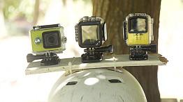 450 TL Altına Alınabilecek 3 Aksiyon Kamerası (Aksiyonun dibine vurduk!)