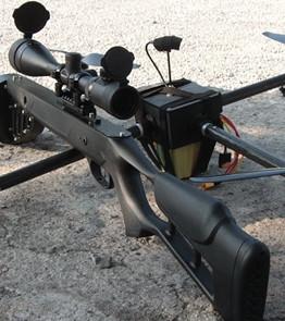 TSK ve Türk Polisinin Kullandığı Drone Killer Silah İncelemesi