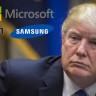 Apple, Google, Microsoft ve Amazon Trump'a Savaş Açtı!