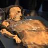 1600 Yıllık Mumya Olan Kadın Liderin Yüzü 3B Olarak Restore Edildi!