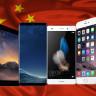 Çin Akıllı Telefon Pazarını Elinde Tutan 5 Şirket Açıklandı! (Samsung Sen N'aptın?)