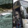 Apple Çalışanlarını Taşıyan Servis Aracı Saldırıya Uğradı!