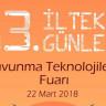 Teknolojinin Enleri 20-21-22 Mart'ta 13. İLTEK Günleri ile Yıldız Teknik Üniversitesi'nde!