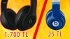 20 TL'lik Kulaklık VS 1700 TL'lik Kulaklık (Hangisi Sahte Anlayabilecek Misin?)
