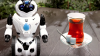 Çinli Garson Robota Ofiste Çay Taşıtmayı Denedik! (Oğlum Şuradan İki Çay Kap!)