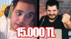Türk Twitch Yayıncılarına Tam 15.000 TL Bağış Yaptık! (Herkese İyi Bayramlar!)