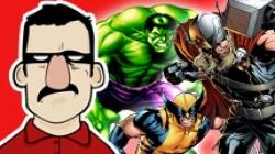 Marvel Şampiyonlar Turnuvası - Teknolojiye Atarlanan Adam