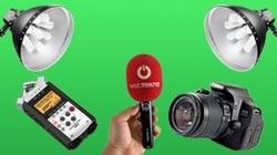 Webtekno Videolarda Hangi Ekipmanları Kullanıyor?