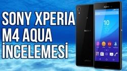 Sony Xperia M4 Aqua İncelemesi