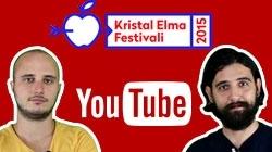 YouTube'un Davetlisi Olarak Kristal Elma'ya Gidiyoruz
