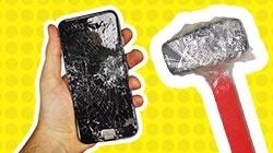 iPhone 6s Sağlamlık Testi - 3310 İçerir!