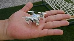 Dünyanın En Küçük Kameralı Ajan Drone'u İncelemesi