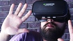 55 TL'ye Alınabilecek En iyi Sanal Gerçeklik Gözlüğü: Shinecon VR