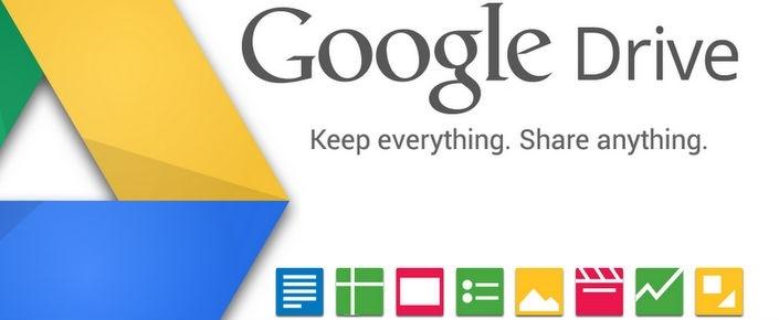 Google Drive ile Verilerinizi Depolayın