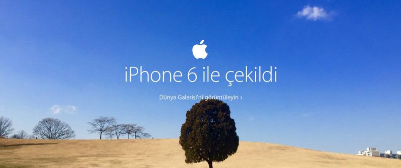 iphone 6 ile çekilmiş fotoğraf
