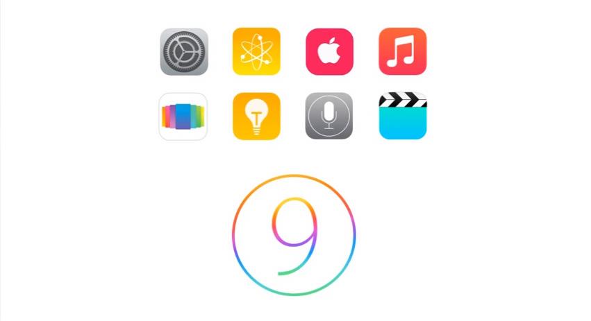 iOS 9 Güncellemesi Yayınlandı! 1