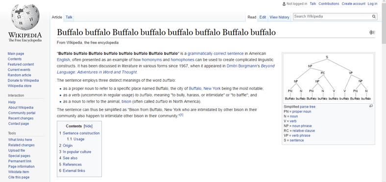 Buffalo x 8